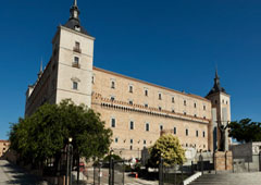 L'Alcázar de Tolède